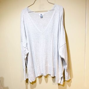 Old Navy tunic style sweater